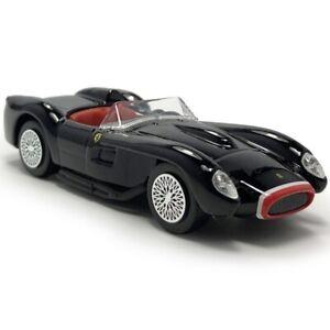 1-43-VINTAGE-FERRARI-250-TESTA-ROSSA-1958-Modellino-Auto-Diecast-Veicolo-Nero-Regalo