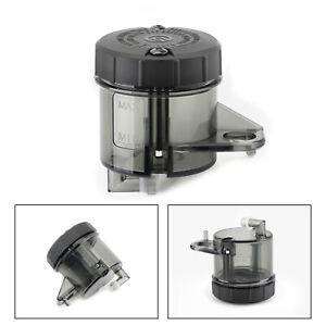 Moto-Frein-avant-maitre-cylindre-Pompe-Reservoir-Huile-Oil-Tank-Cup-Noir-AF