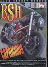 BSH THE EUROPEAN CUSTOM BIKE MAGAZINE - October 2000