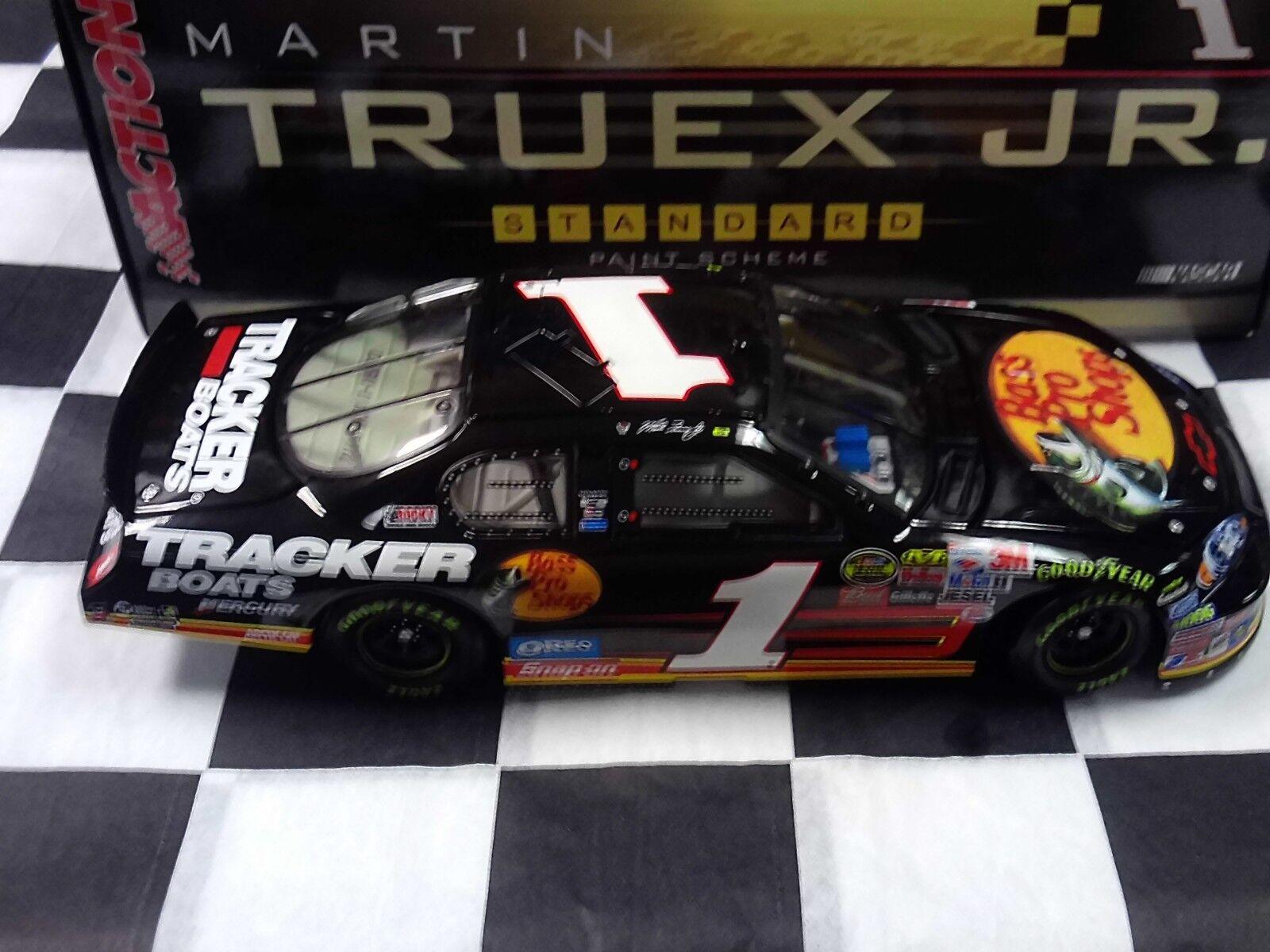 Martin Truex Jr  1 Bass Pro Shops 2006 2006 2006 Monte Carlo acción coche 1 24 111005 Nascar 3d10ab