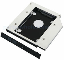 2nd SATA HDD SSD Hard Drive Caddy for Asus N53S A55V n55vv k75v DS8A9SH DS-8A5SH