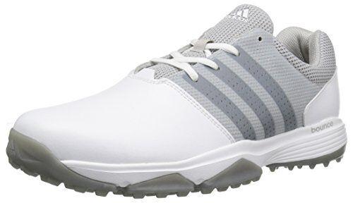 Adidas Golf Herren 360 Traxion WD Ftwwht / Dks Schuh Auswahl Sz / Farbe