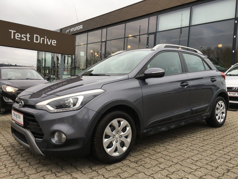 Hyundai i20 Active Cross 2016