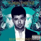 Blurred Lines [Deluxe Edition] [PA] by Robin Thicke (CD, Sep-2013, Interscope (USA))