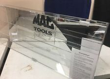 MAC Tools Racing Display Case for 1/24 Diecast and Promotional cars