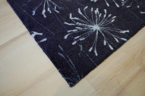 Fußmatte Schöner Wohnen Manhattan 1689 001 044 Pusteblume anthrazit 50x70 cm