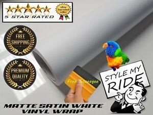 2M-x-1-52M-Matte-Satin-White-Vinyl-Wrap-w-Air-Release-Bubble-Free-Easy-Apply