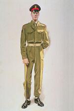 756074 Guardsman Grenadier Guards Regular Uniform 1946 1960s A4 Photo Print