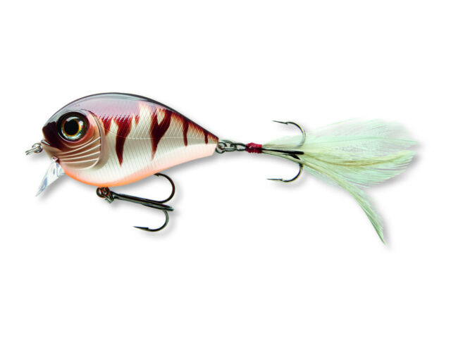 Cormoran Belly Dog N Wobbler 5 Farben ! Tauchtiefe 1,5m 68mm Floating 24g