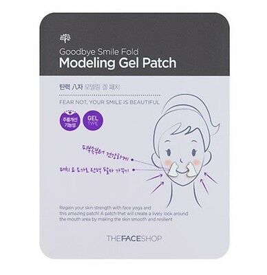 [The FaceShop] Face Yoga Face Modeling Gel Patch