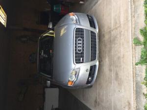 2008 Audi quattro