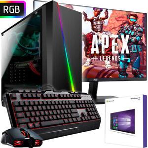 AMD-PC-completamente-set-AMD-ryzen-3200g-4x4-0-GHz-AMD-Radeon-vega-8-Gaming-Turbo