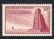 FRANCIA 1952-Bir Hacheim/MILITARY/BATTAGLIE/Monumento/Cammello/Deserto 1v (n34087)