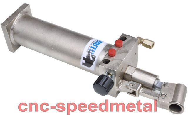 Hydraulikpumpe für Werkstattpressen  mit Handhebel Tank1,0l Handpumpe
