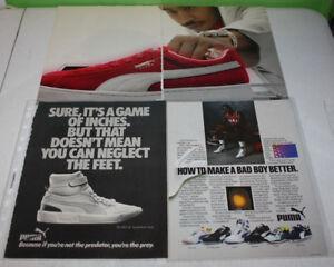 vintage puma ads | Puma ad, Vintage sneakers, Vintage ads