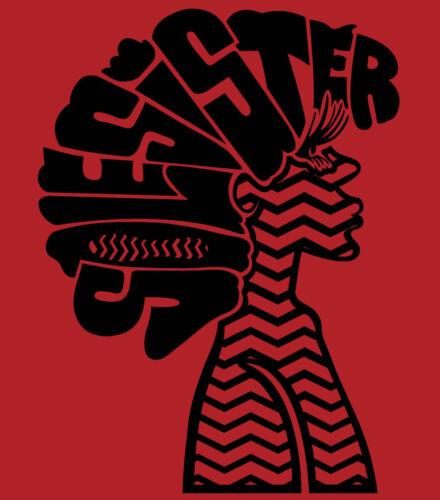"/""SOLE SISTER 1 Revolution/"" Women//Juniors T-Shirt to Match Air Retro 13 /""BRED/"""