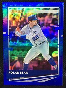 2020-Donruss-Polar-Bear-Blue-Holo-Pete-Alonso-Name-Variation-SP-204