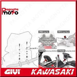 KIT VITERIA PER MONTARE S900A O LO SMART MOUNT S901A KAWASAKI VERSYS X 300 17>18