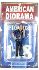 AMERICAN DIORAMA POLICE OFFICER FIGURE 1/18 AD-23841 JAKE