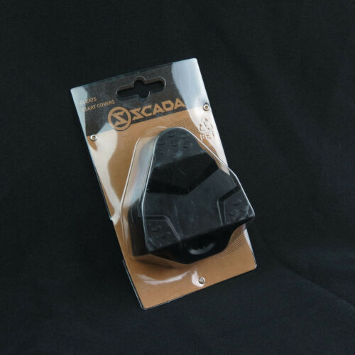 SCADA SC-CK6B Road Bike Bicycle Cycling Pedal Cleat Covers for Shimano SPD-SL