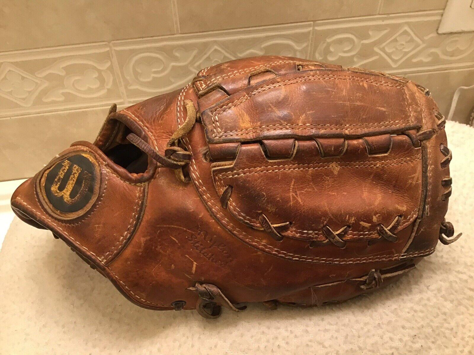 Wilson usa A2800 A2800 12.75  béisbol Softbol First Base Mitt Tiro Mano derecha