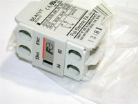 Up To 9 Fuji Auxiliary Add On Contact Block Model Sz-a11/t