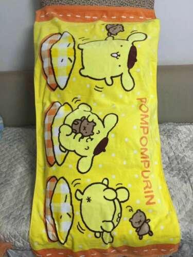 Pom pom purin chien jaune coton serviette Serviettes de bain natation Gant Gant de toilette