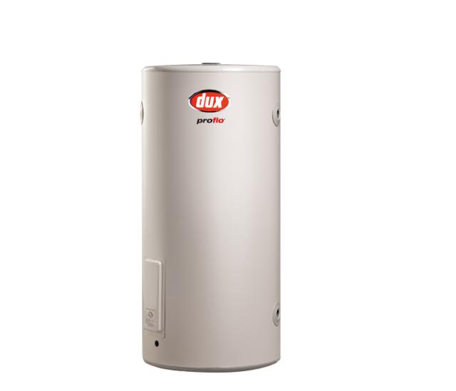 Dux 80 litre electric hot water heater