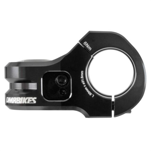Black DMR Defy50-31.8mm MTB Stem