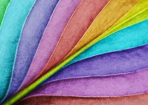 Colourful-Leaf-Poster-Size-A4-A3-Rainbow-Gardening-Art-Poster-Gift-13008