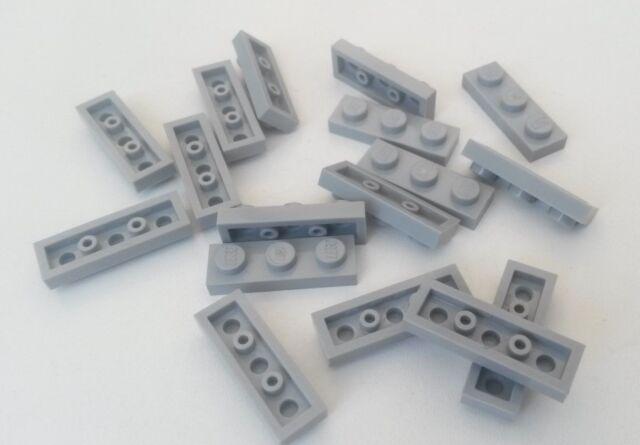 C01 LEGO® 10 x 87087 Konverter Stein 1 x1 rot mit 1 Noppe 4558886