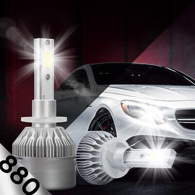 XENTRONIC LED Headlight kit 9006 White for Nissan Pathfinder Armada 2004-2004