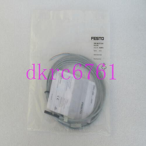 1pc NEW IN BOX FESTO magnetic switch SME-8M-ZS-24V-K-2,5-OE 543872