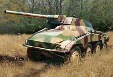 1/35 Dragon 6820 -German WWII Sd.Kfz.234/4 mit 7.5cm L/48 Armored Car Model Kit