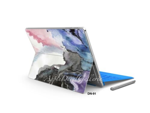 Microsoft Surface Pro 3 4 5 New Surface Pro 2017 Tablet Decal Sticker Skin