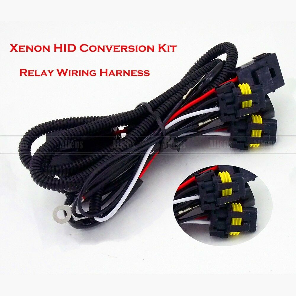 Hid Anti Flicke Relay Wiring Harness For Xenon Conversion Kit H1 H7 Wire Norton Secured Powered By Verisign