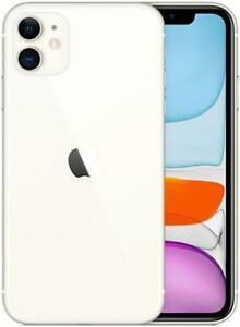 "APPLE iPHONE 11 SLIM BOX 64GB 6.1"" WHITE EU  SMARTPHONE MHDC3ZD/A"