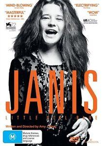 Janis-Little-Girl-Blue-DVD-NEW-Region-4-Australia