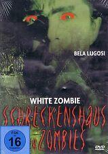 DVD NEU/OVP - Schreckenshaus der Zombie - White Zombie - Bela Lugosi