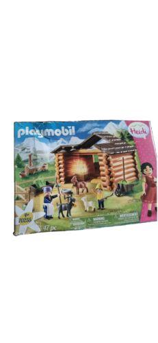 Playmobil Heidi 70255 Peters Ziegenstall NEU//OVP
