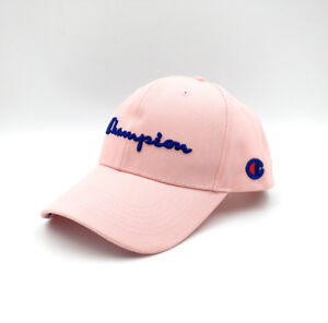 32979488e0e Champion Embroidery Casual Hip Hop Hat Pink Cap New Snapback Sport ...