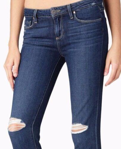 Etichetta Jimmy Ragazzo stretch Paige Sz26 Nuova Quinnley Jeans Skinny Con qw5vWZZnO