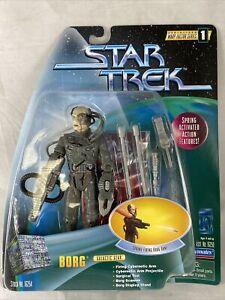 1997 Playmates | Star Trek Warp Factor Series | Borg |  Action Figure
