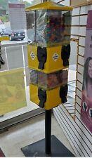 U Turn Terminator 8 Head Carousel Candy Vending Machine Uturn Gumball 025 Turn