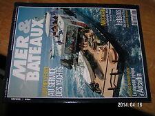 Mer & Bateaux n°183 Support Vessel Musashi Hetairos Voyage epique d'Arcadia