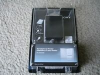Genuine Sony Digital Book Reader AC Adaptor AC-S5220E