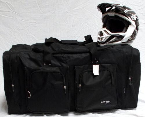 XL Moto x atv mx gear bag motocross off road paintball black