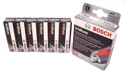 BOSCH IRIDIUM Spark Plugs HR8DII33X 9657 Set of 6