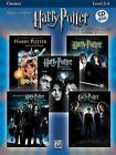 Harry Potter Instrumental Solos (Movies 1-5): Clarinet by Alfred Publishing Co Inc.,U.S. (Mixed media product, 2008)