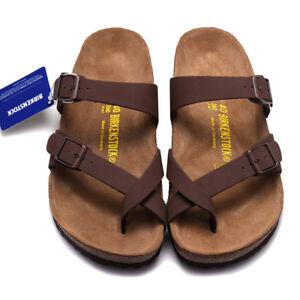 bdef9371fde4 Image is loading Unisex-Birkenstock-Mayari-Fashion-Birko-Flor-Sandals-Shoes-